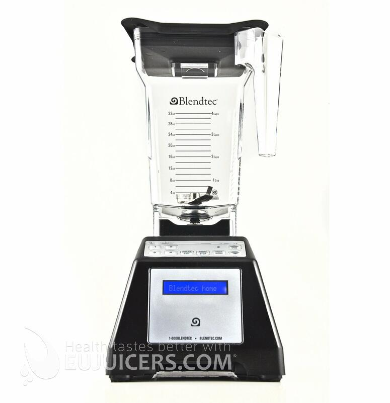 BlendTec 2QT black (HP3A)