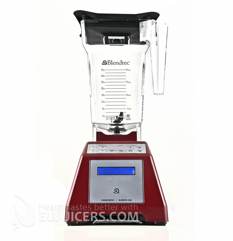 BlendTec 2QT red (HP3A)