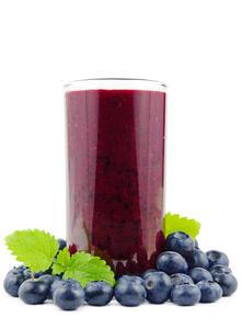 Blueberries Juice