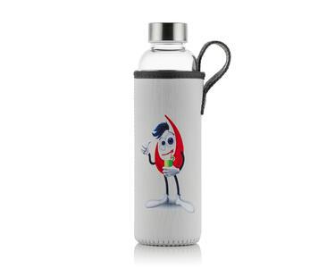 Borosilicate Glass Bottle with EUJ