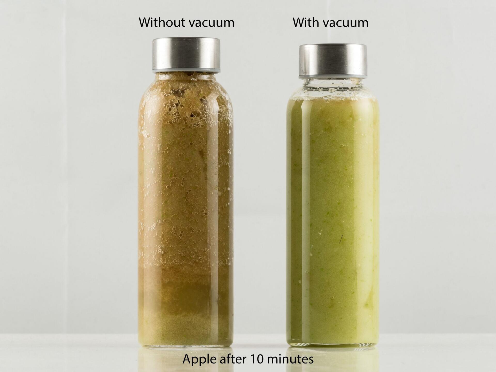 Ябълка след 10 мин