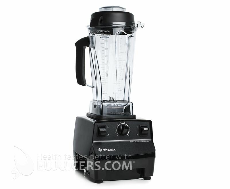 VitaMix TNC 5200 SUPER black side